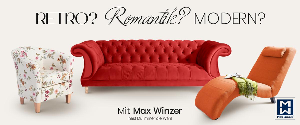Mit Max Winzer hast Du immer die Wahl