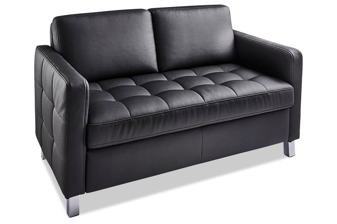 2er sofa schwarz sofas zum halben preis. Black Bedroom Furniture Sets. Home Design Ideas