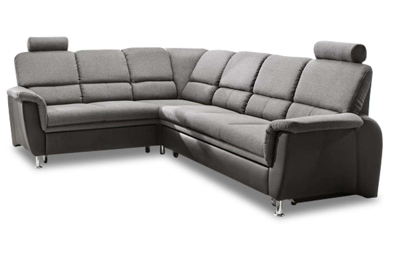 rundecke almeno mit relax und schlaffunktion schwarz. Black Bedroom Furniture Sets. Home Design Ideas