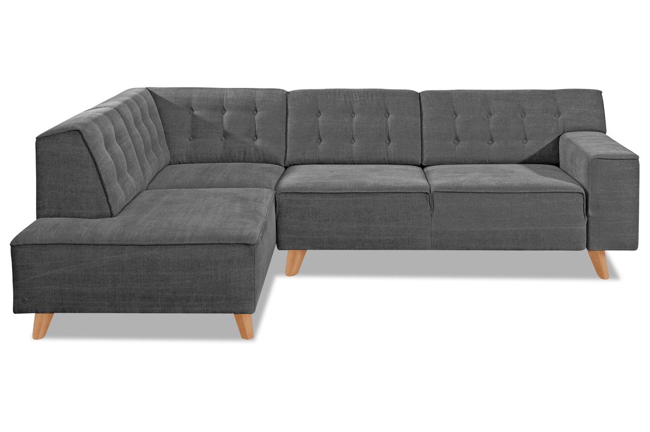 tom tailor ecksofa xl nordic chic anthrazit sofas zum halben preis. Black Bedroom Furniture Sets. Home Design Ideas