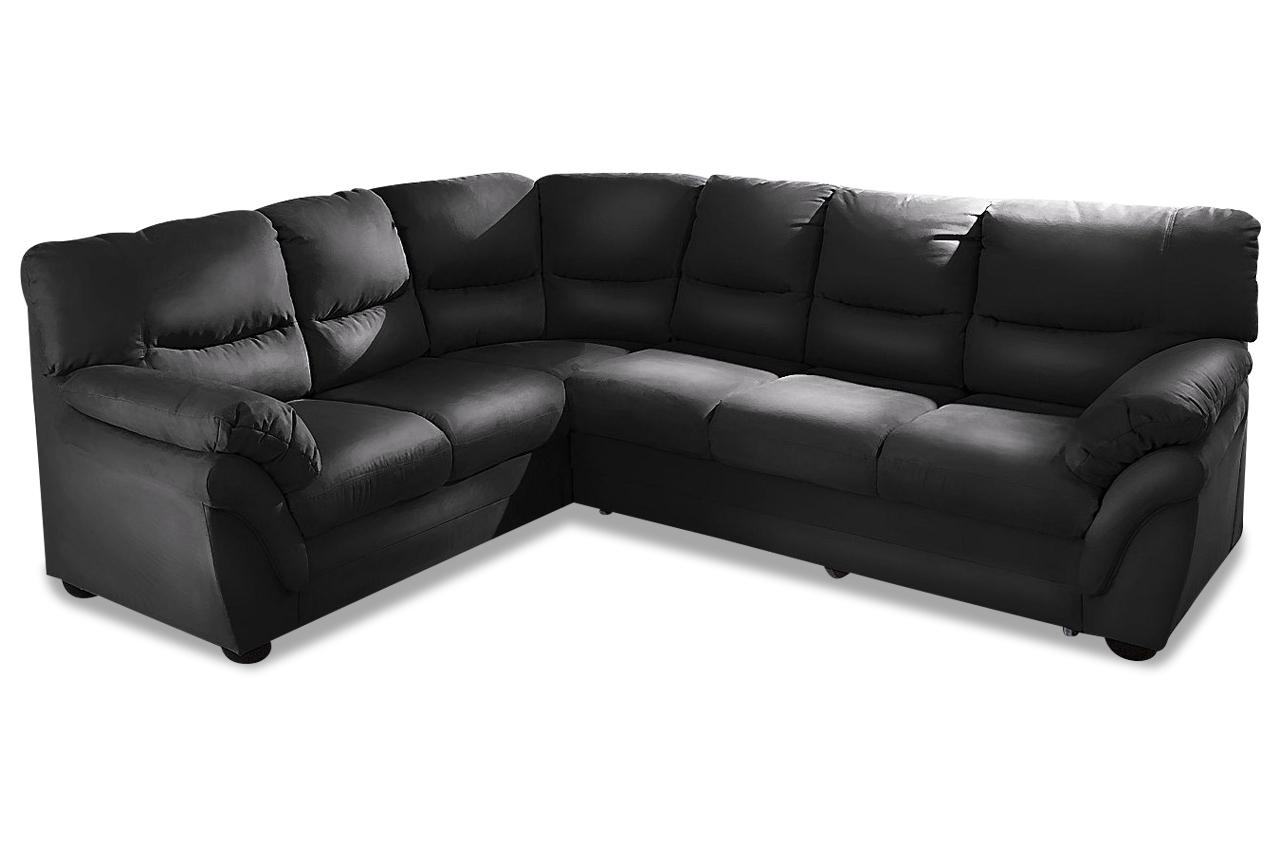 rundecke rico mit schlaffunktion schwarz sofas zum halben preis. Black Bedroom Furniture Sets. Home Design Ideas