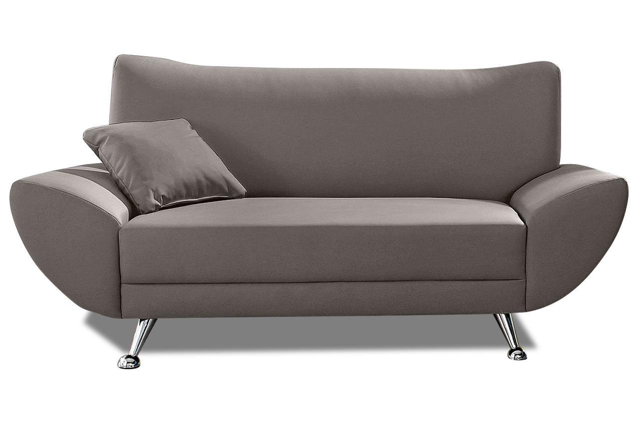 2er sofa saltare grau sofas zum halben preis. Black Bedroom Furniture Sets. Home Design Ideas
