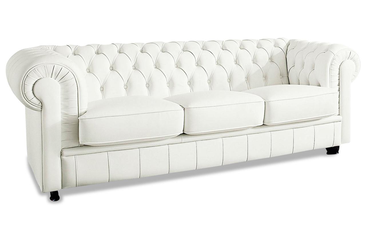 max winzer 3er sofa kent weiss sofas zum halben preis. Black Bedroom Furniture Sets. Home Design Ideas