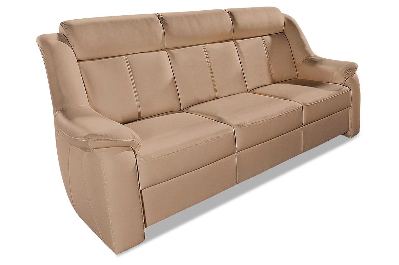 3er sofa braun sofas zum halben preis. Black Bedroom Furniture Sets. Home Design Ideas