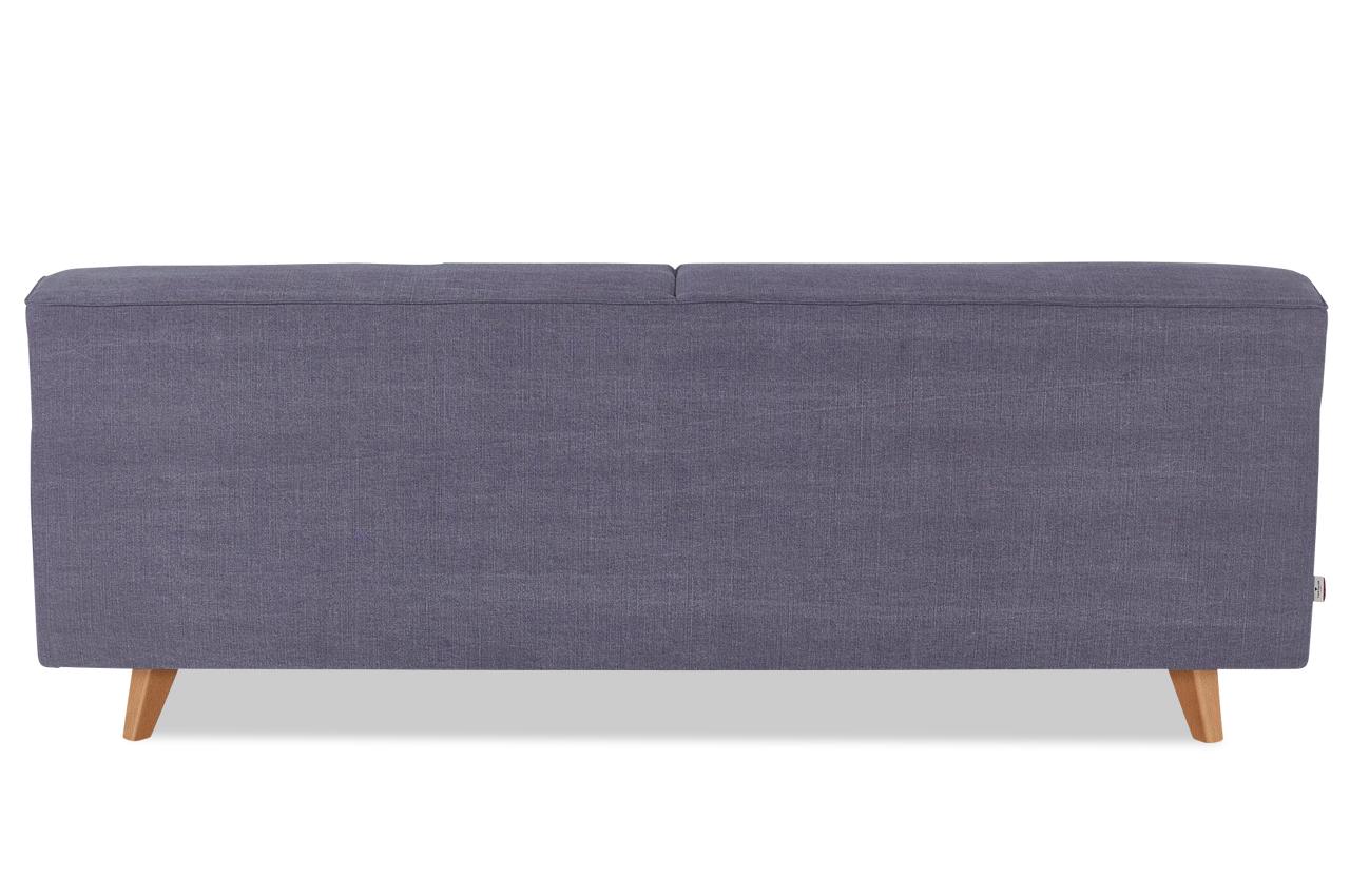 tom tailor 2er sofa nordic chic violette sofas zum halben preis. Black Bedroom Furniture Sets. Home Design Ideas