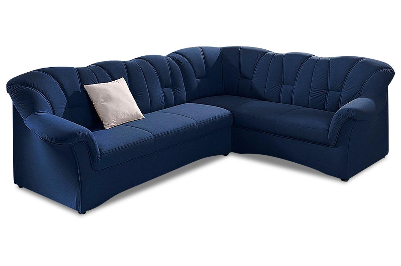 ecksofa xl papenburg m blau sofas zum halben preis. Black Bedroom Furniture Sets. Home Design Ideas