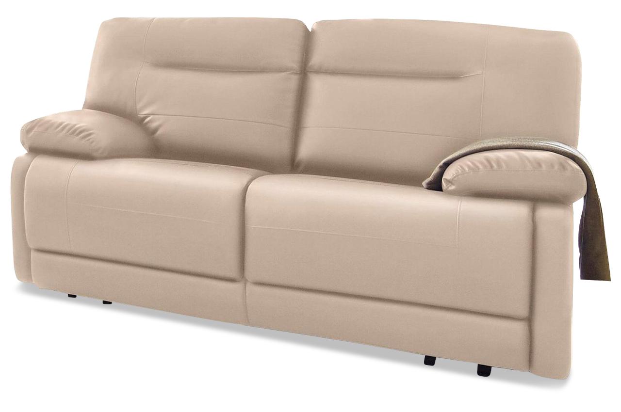 furntrade 2er sofa niko mit relax creme mit federkern. Black Bedroom Furniture Sets. Home Design Ideas