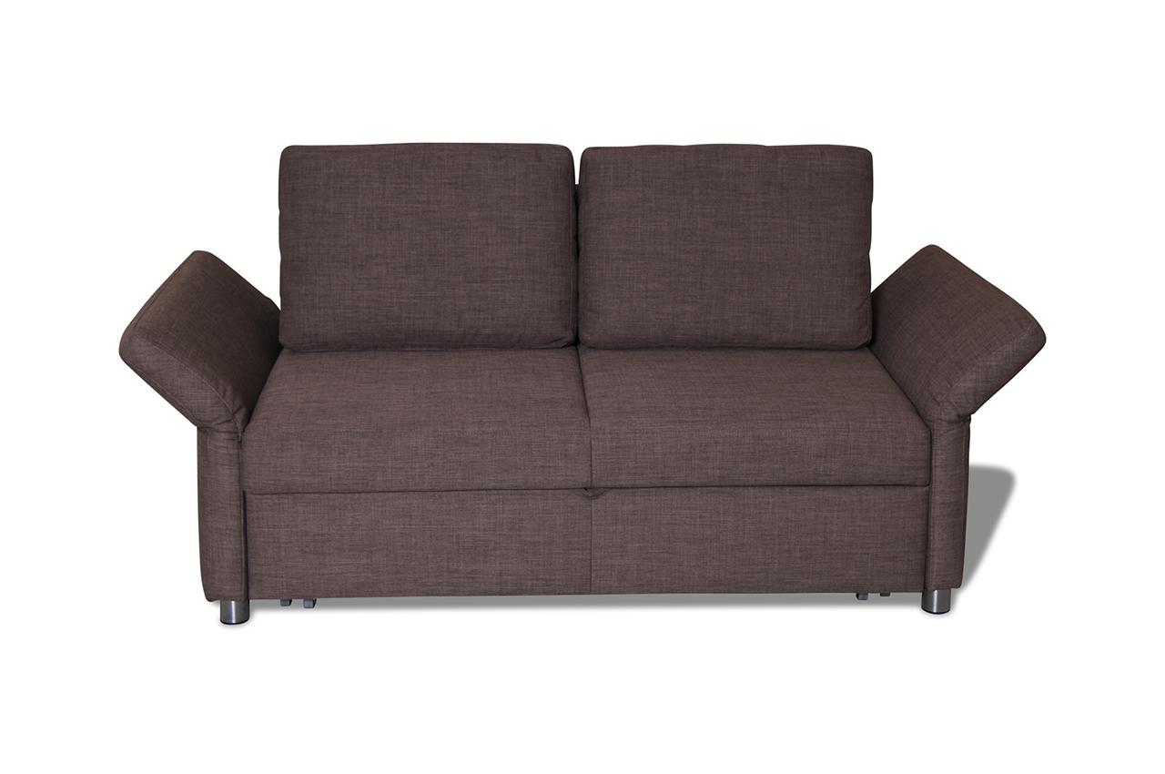 schlafsofa braun mit federkern sofas zum halben preis. Black Bedroom Furniture Sets. Home Design Ideas
