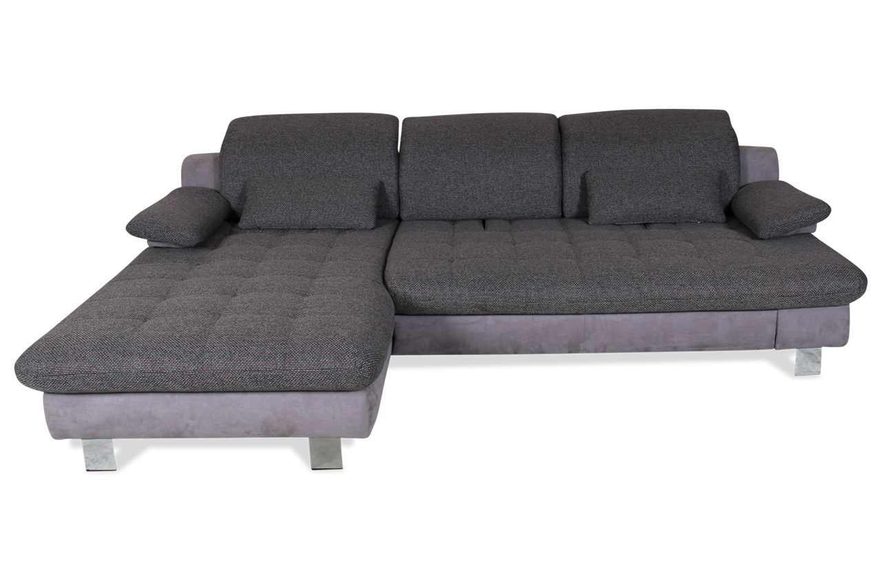 Poco polsterecke alagon stoff sofa couch ecksofa ebay - Stoff kleiderschrank poco ...