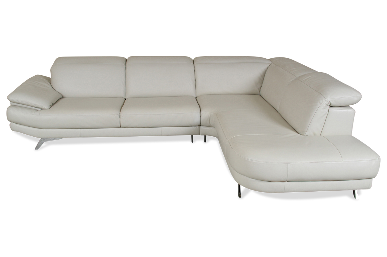 Editions megaecke u169 echt leder sofa couch ecksofa ebay Sofa echt leder