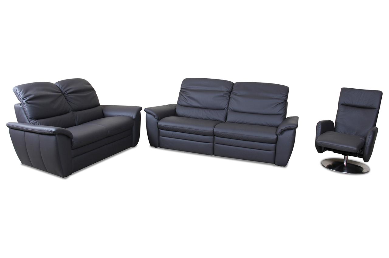 leder garnitur 3 2 1 braun sofas zum halben preis. Black Bedroom Furniture Sets. Home Design Ideas