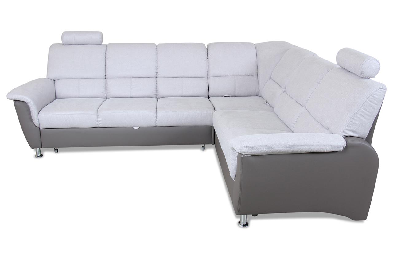 city sofa rundecke 3er ecke 2er pisa stoff sofa couch ecksofa ebay. Black Bedroom Furniture Sets. Home Design Ideas