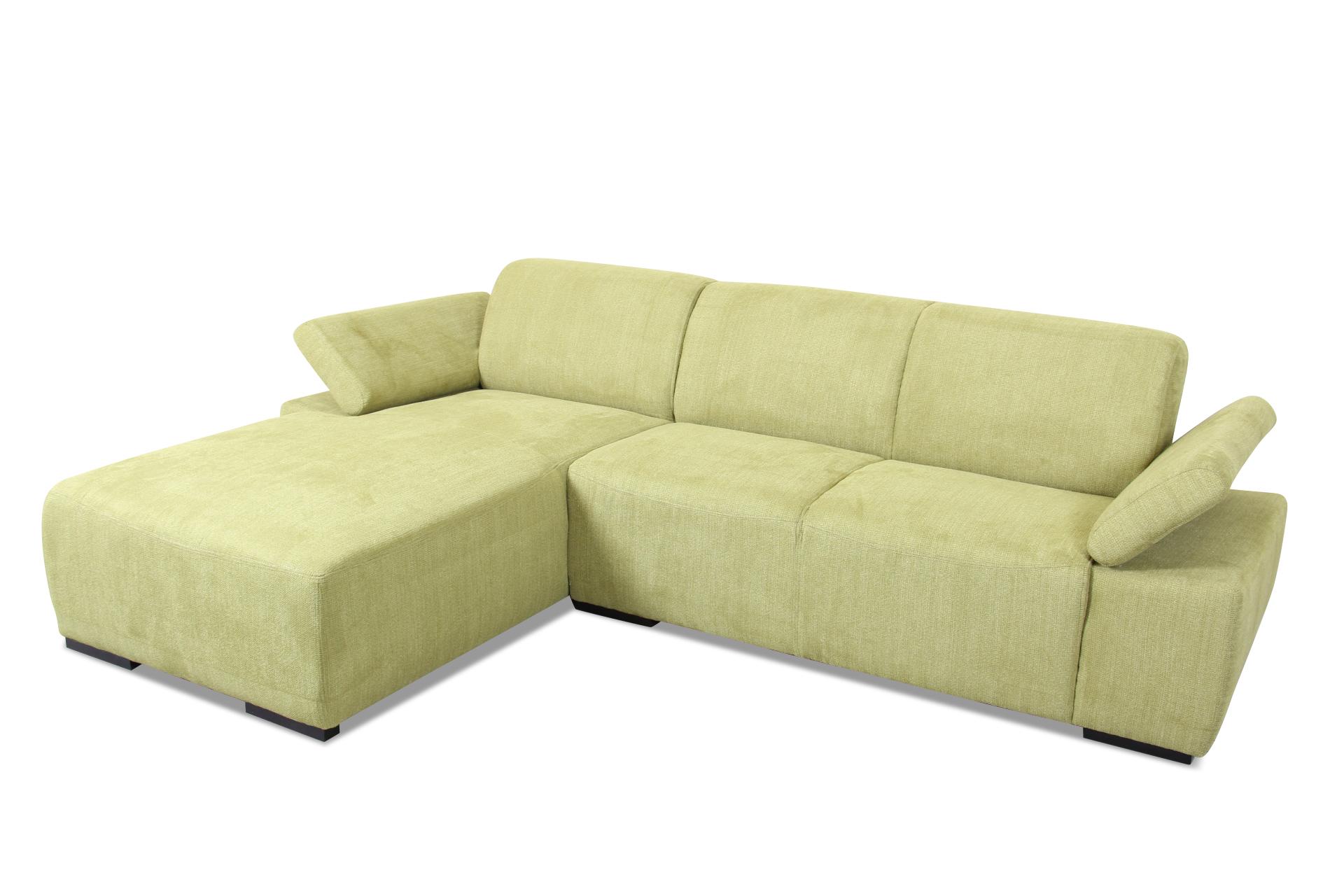 ecksofa dolli gruen mit federkern sofas zum halben preis. Black Bedroom Furniture Sets. Home Design Ideas