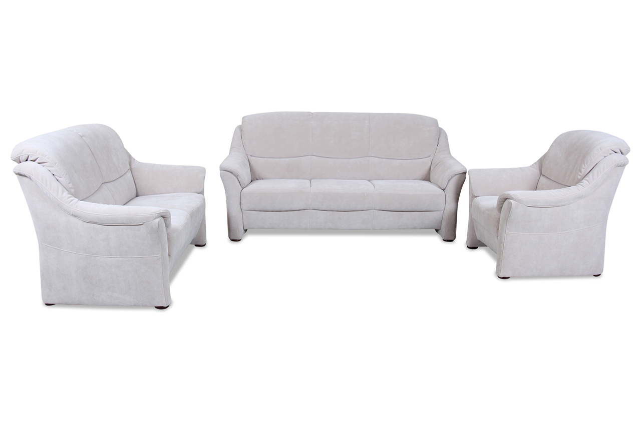 polsteria garnitur 3er 2er sessel klassik1000 stoff sofa couch ecksofa ebay. Black Bedroom Furniture Sets. Home Design Ideas