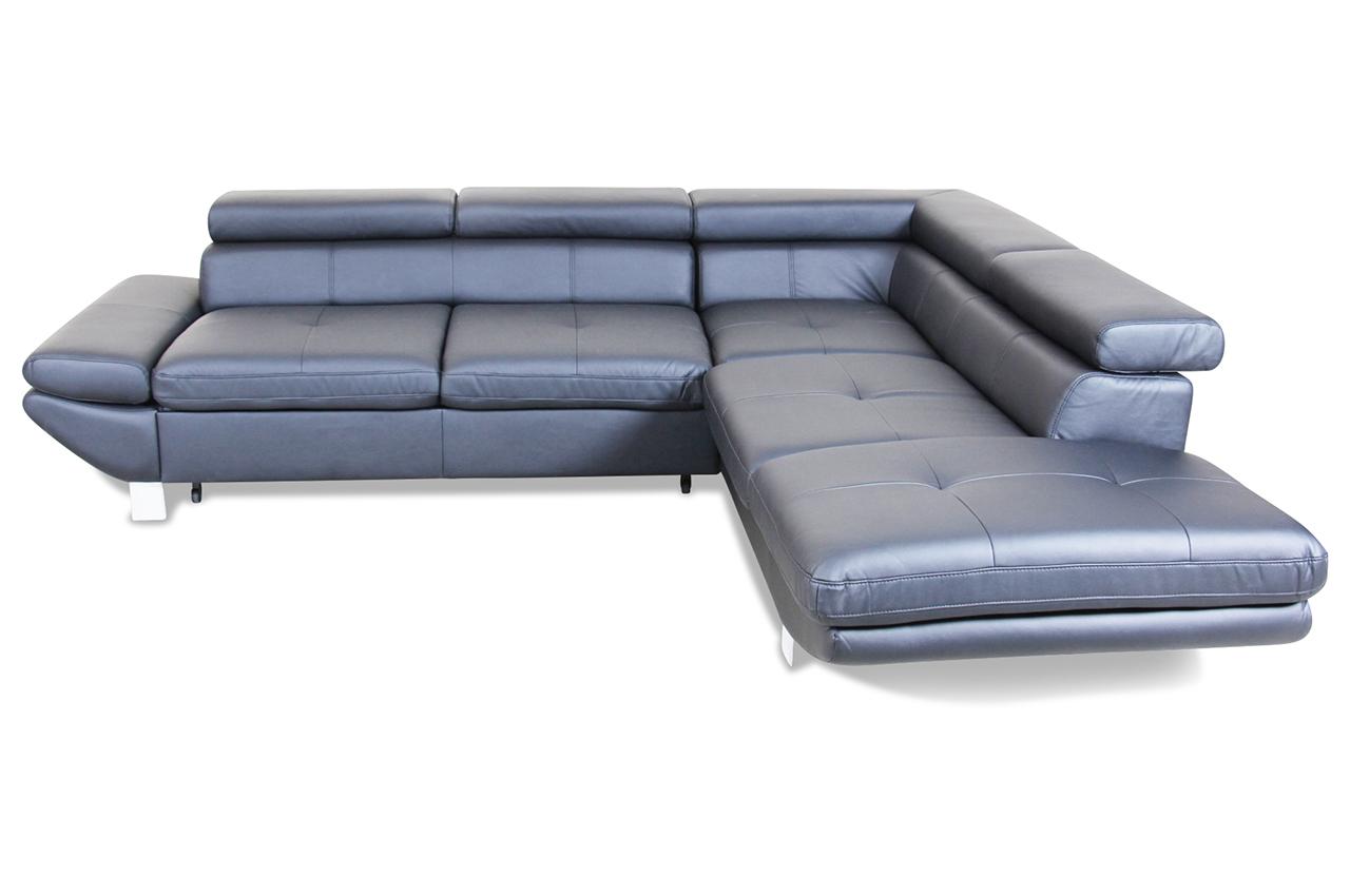 Cotta polsterecke loft inkl bett kunstleder sofa couch for Sofa bett kombination