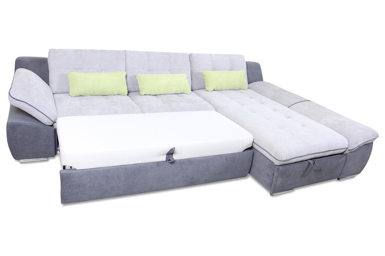 Beeindruckend Ecksofa Mit Schlaffunktion Federkern Sammlung Von Rico Und 2 Bettkasten Sofa