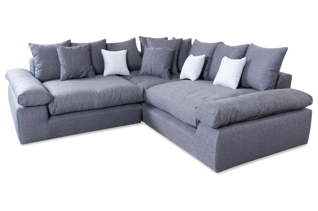 sofa rundecke elegant leder rundecke grau mit federkern. Black Bedroom Furniture Sets. Home Design Ideas