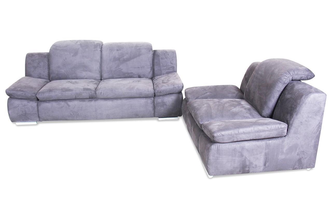 garnitur schwarz mit federkern sofas zum halben preis. Black Bedroom Furniture Sets. Home Design Ideas