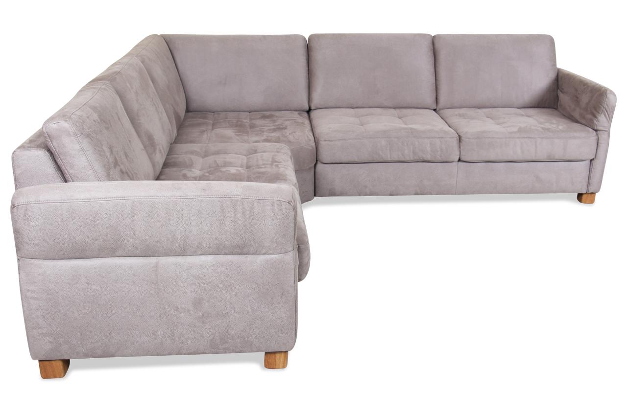 rundecke braun mit federkern sofa couch ecksofa ebay. Black Bedroom Furniture Sets. Home Design Ideas