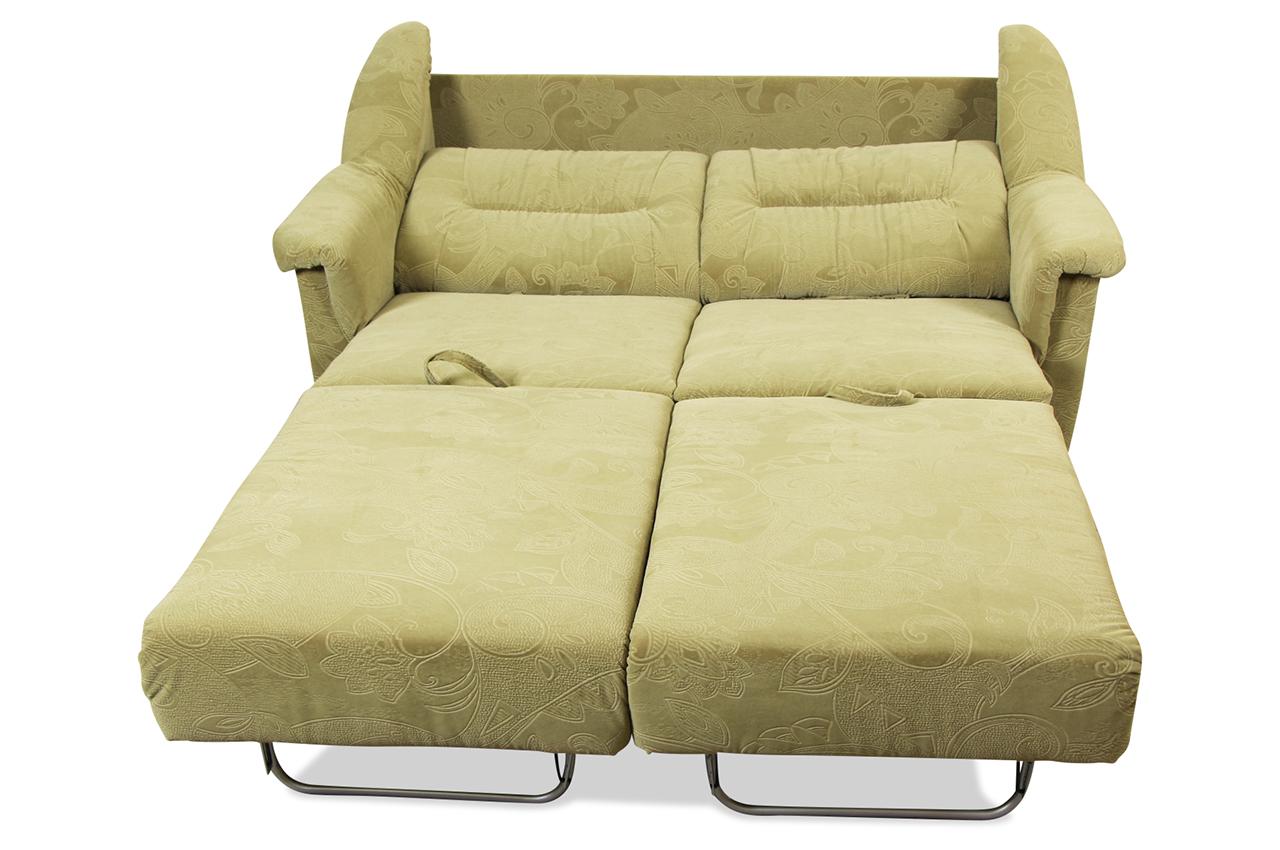 2er sofa paleto mit schlaffunktion gruen sofas zum halben preis. Black Bedroom Furniture Sets. Home Design Ideas