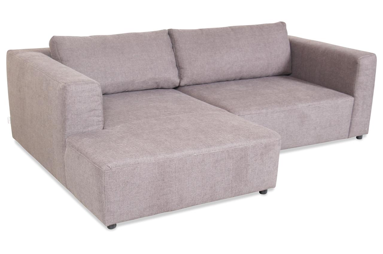 tom tailor ecksofa heaven casual s braun sofa couch ecksofa ebay. Black Bedroom Furniture Sets. Home Design Ideas