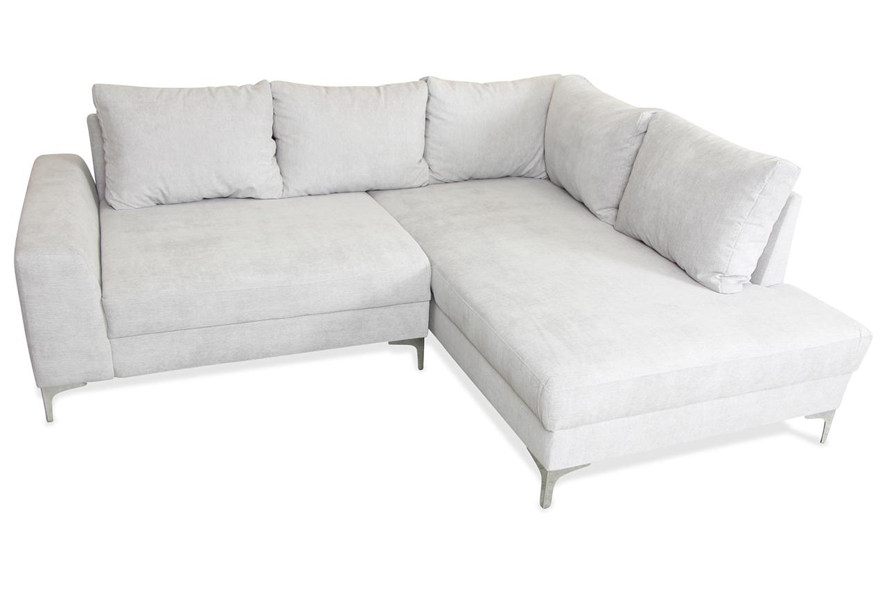 Castello ecksofa xl ph nix grau sofas zum halben preis for Ecksofa xl nikita