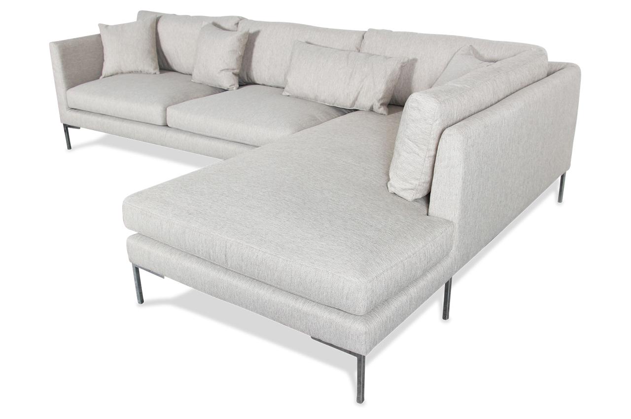 spin m bel ecksofa xl hugo braun sofas zum halben preis. Black Bedroom Furniture Sets. Home Design Ideas