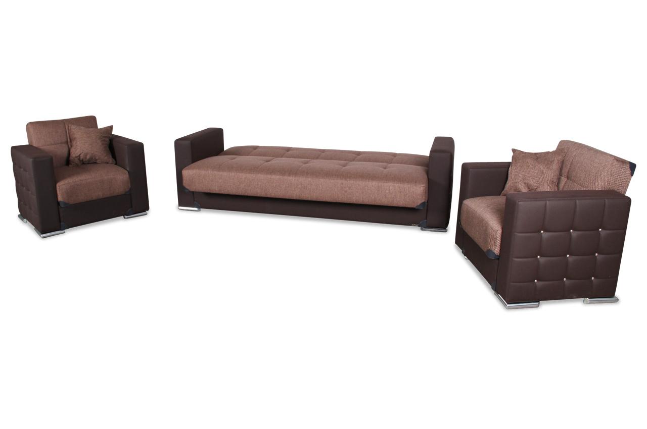 Affordable Bader Garnitur Borina Mit Relax Und Braun With Bader Sofa