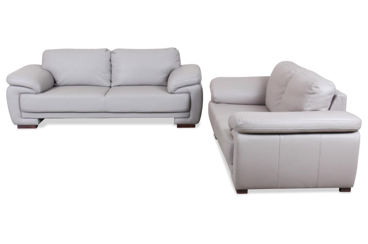 garnitur 3 2 neve grau sofas zum halben preis. Black Bedroom Furniture Sets. Home Design Ideas