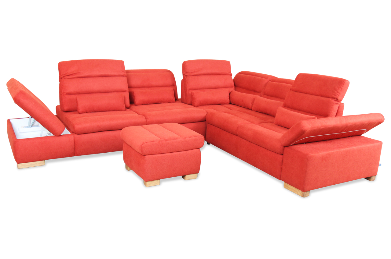 ecksofa mit schlaffunktion orange inspirierendes design f r wohnm bel. Black Bedroom Furniture Sets. Home Design Ideas