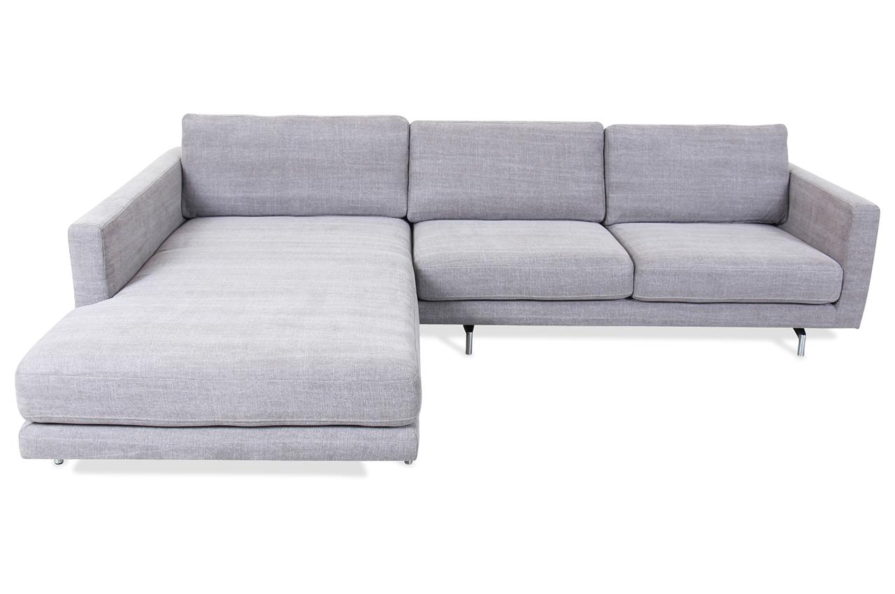 tom tailor ecksofa club style braun sofas zum halben preis. Black Bedroom Furniture Sets. Home Design Ideas