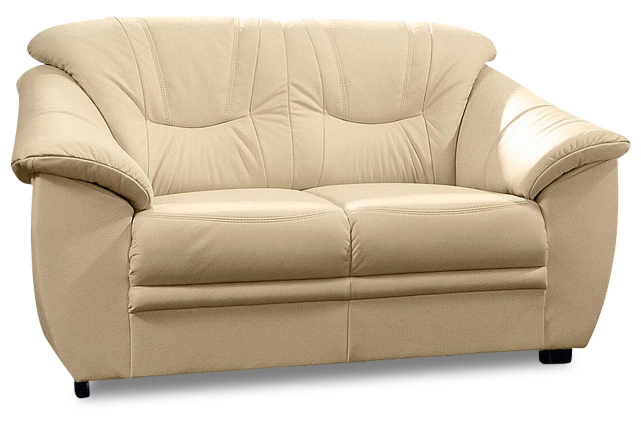2er sofa creme sofas zum halben preis. Black Bedroom Furniture Sets. Home Design Ideas