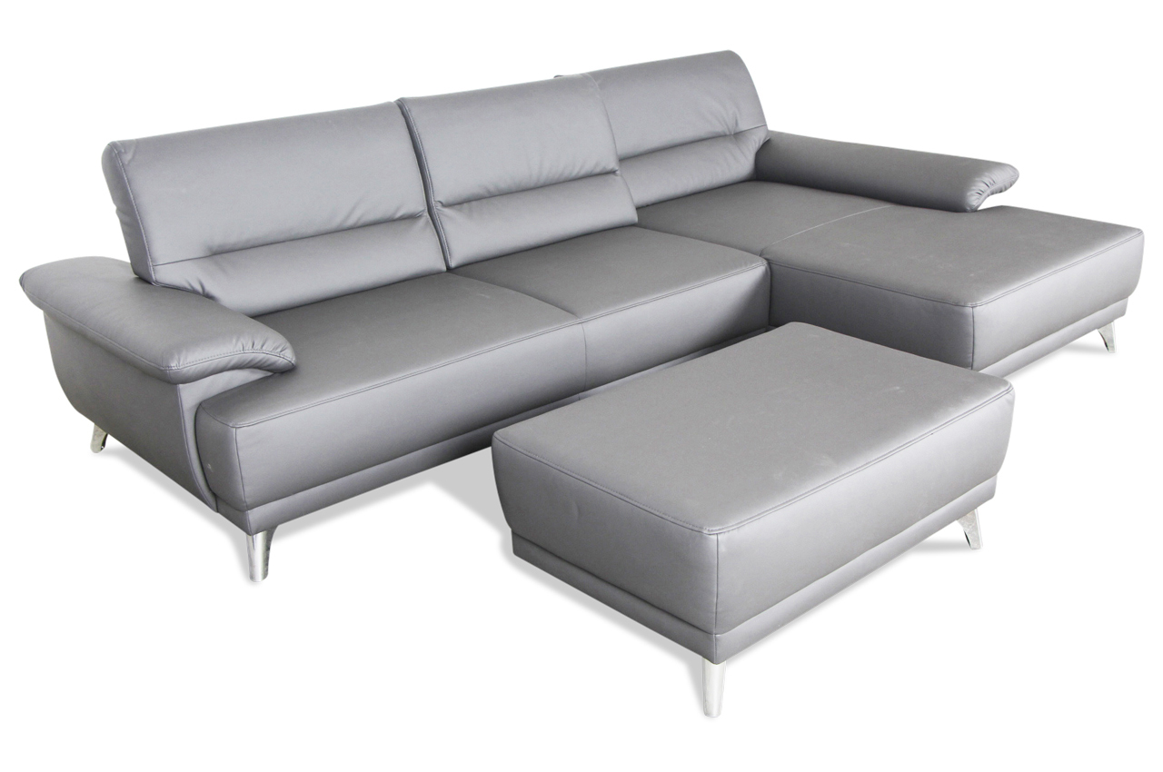 Ecksofa mit hocker ecksofa fairview mit hocker massivum for Wohnlandschaft 7520