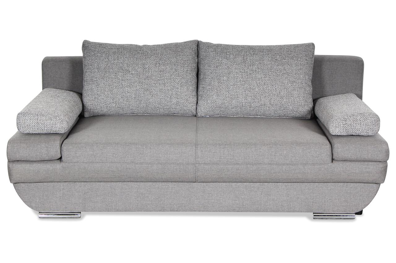 3er sofa mit schlaffunktion braun sofas zum halben preis. Black Bedroom Furniture Sets. Home Design Ideas