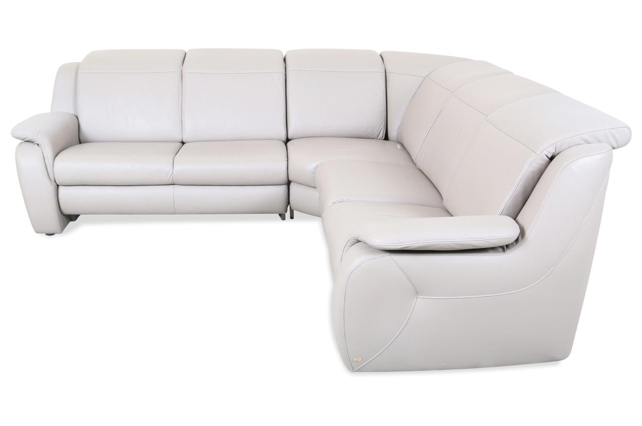 leder rundecke grau sofas zum halben preis. Black Bedroom Furniture Sets. Home Design Ideas
