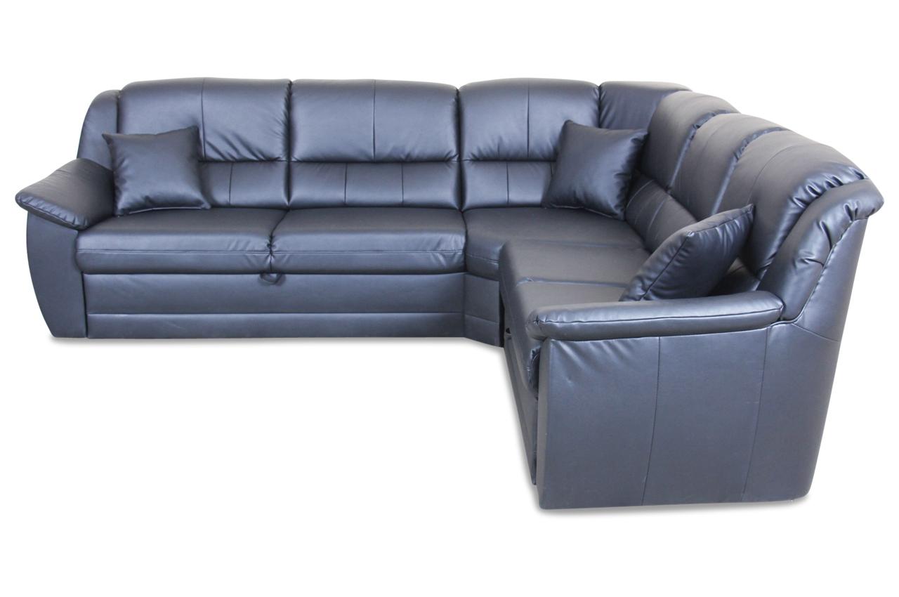 rundecke selva mit schlaffunktion schwarz sofas zum halben preis. Black Bedroom Furniture Sets. Home Design Ideas