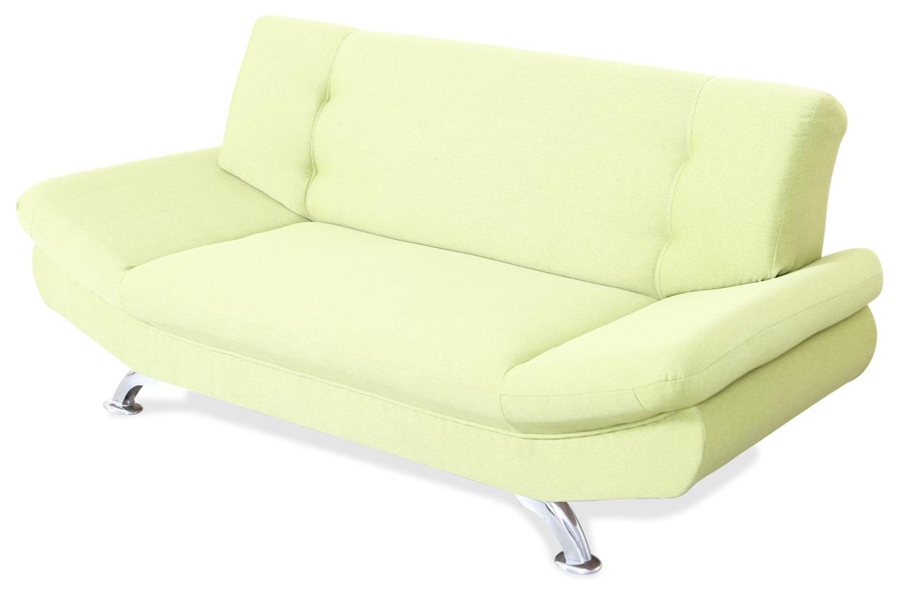 furntrade 2er sofa uno gruen sofas zum halben preis. Black Bedroom Furniture Sets. Home Design Ideas