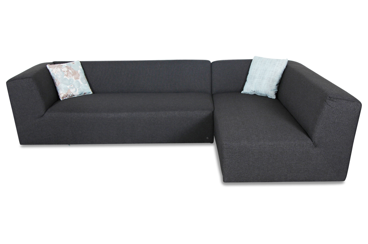 tom tailor ecksofa xl elements anthrazit sofas zum halben preis. Black Bedroom Furniture Sets. Home Design Ideas
