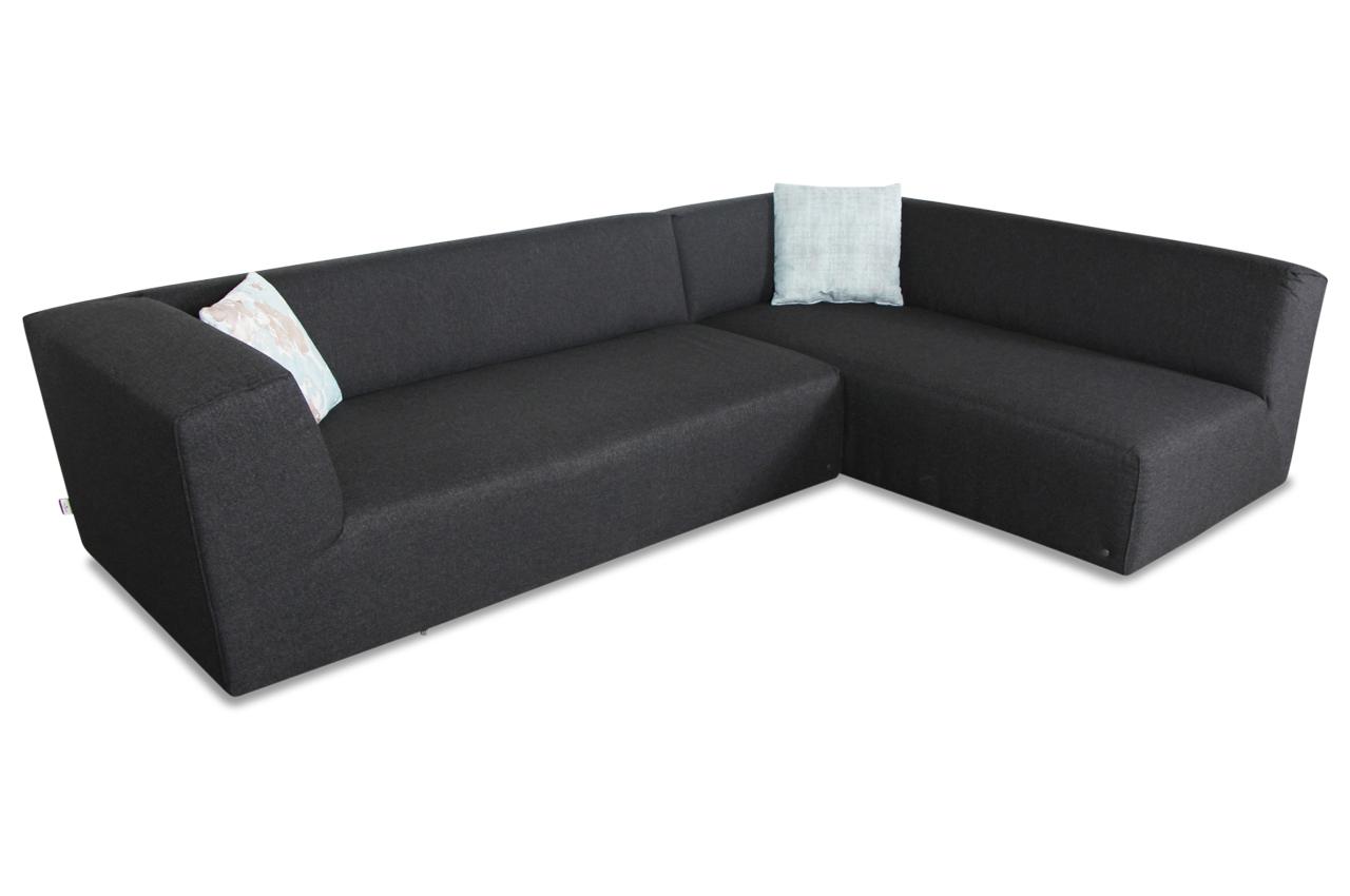 tom tailor ecksofa xl elements anthrazit sofas zum halben preis. Black Bedroom Furniture Sets. Home Design Ideas