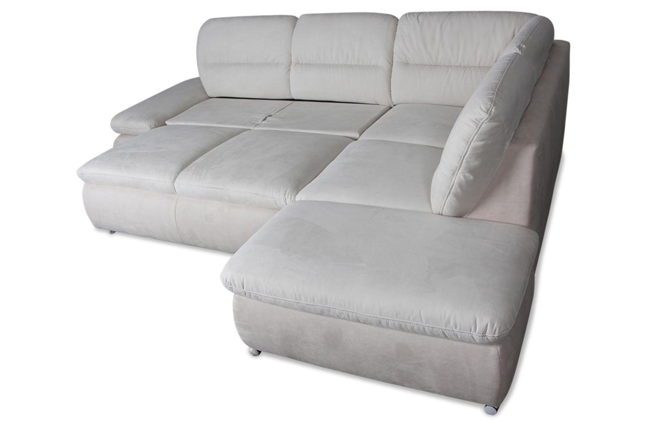 ecksofa creme inspirierendes design f r wohnm bel. Black Bedroom Furniture Sets. Home Design Ideas