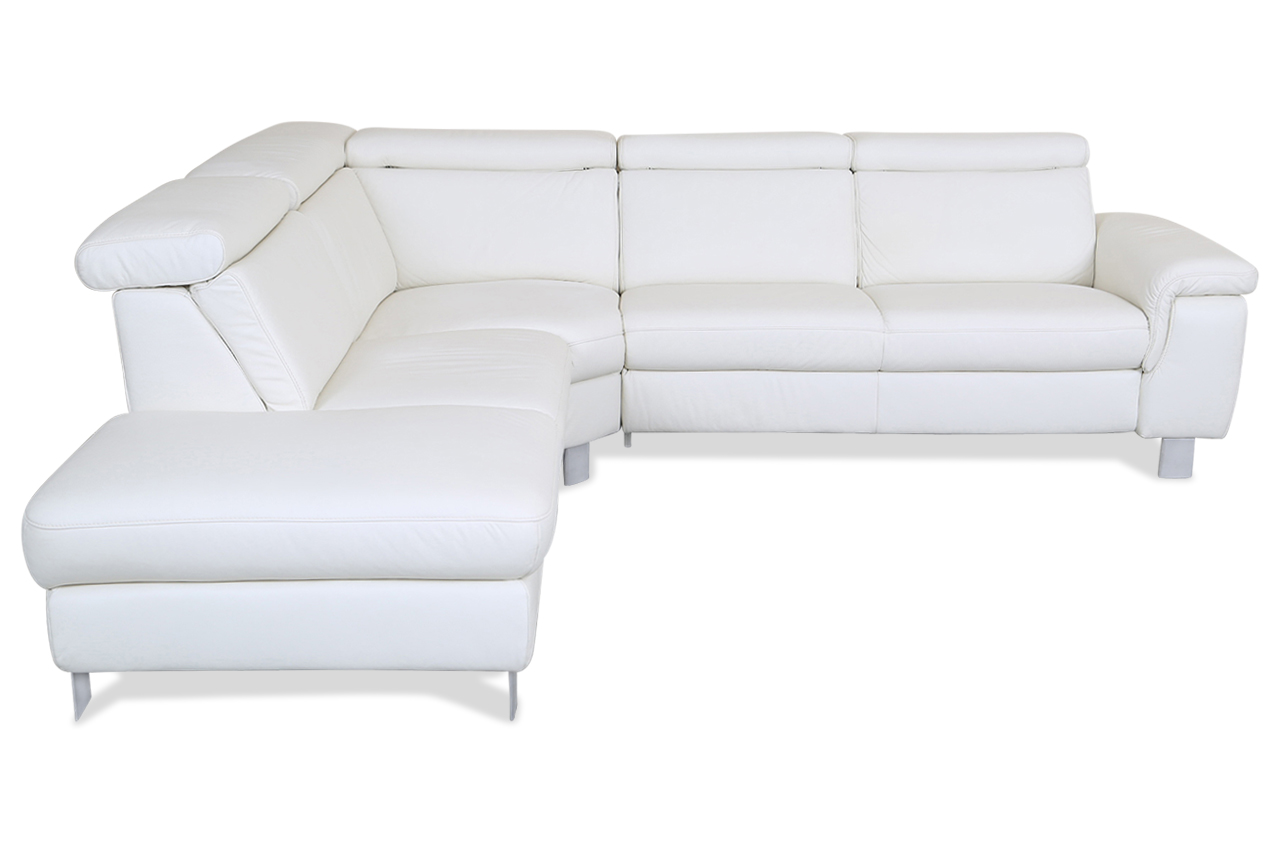 leder rundecke creme sofas zum halben preis. Black Bedroom Furniture Sets. Home Design Ideas