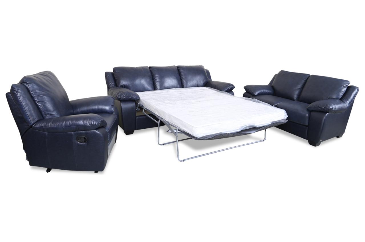 Editions Leder Garnitur 3 2 1 U092 Mit Relax Und Schlaffunktion
