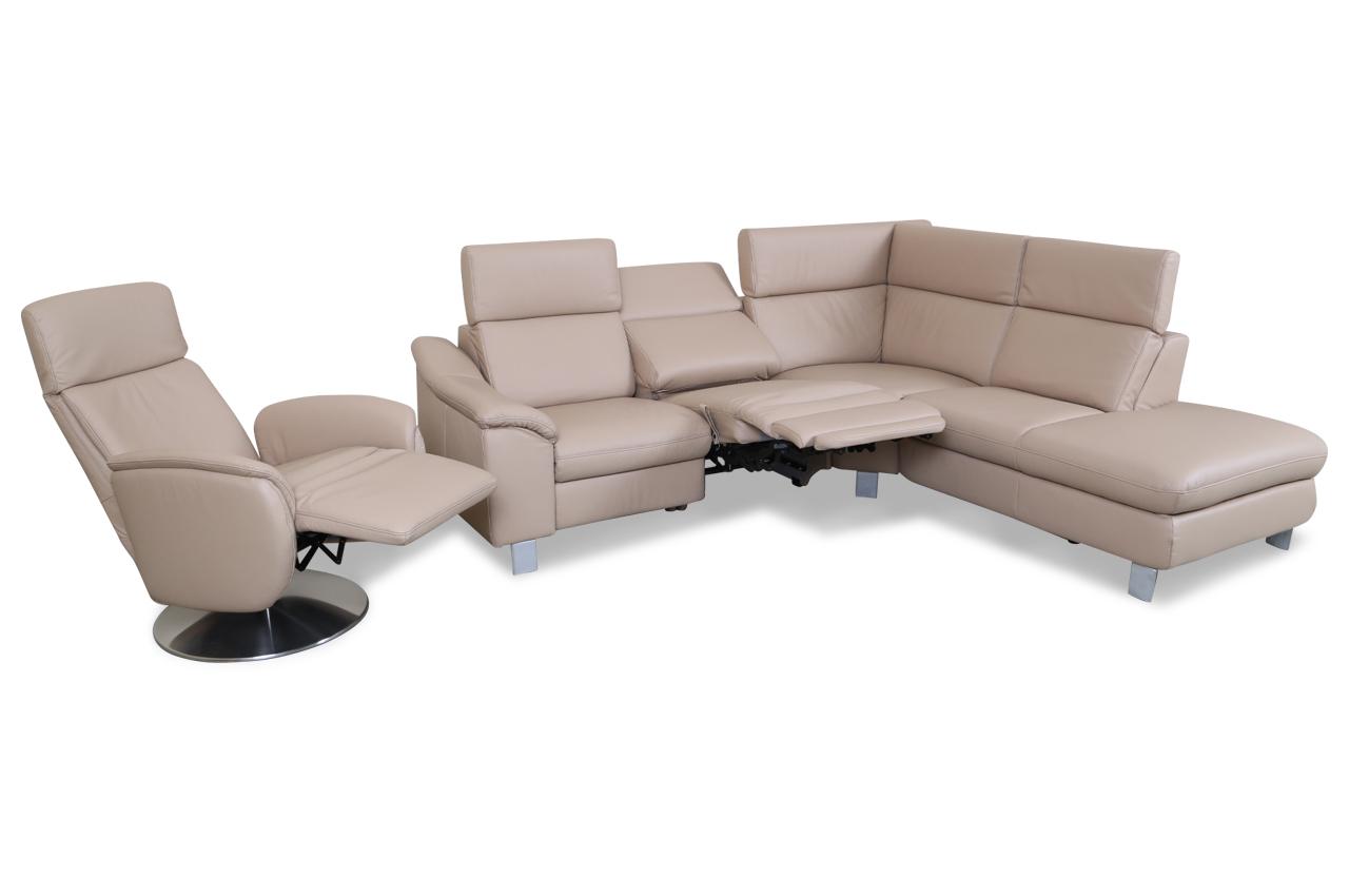 sofa mit relax sessel produktpr sentation rolf benz sofa. Black Bedroom Furniture Sets. Home Design Ideas