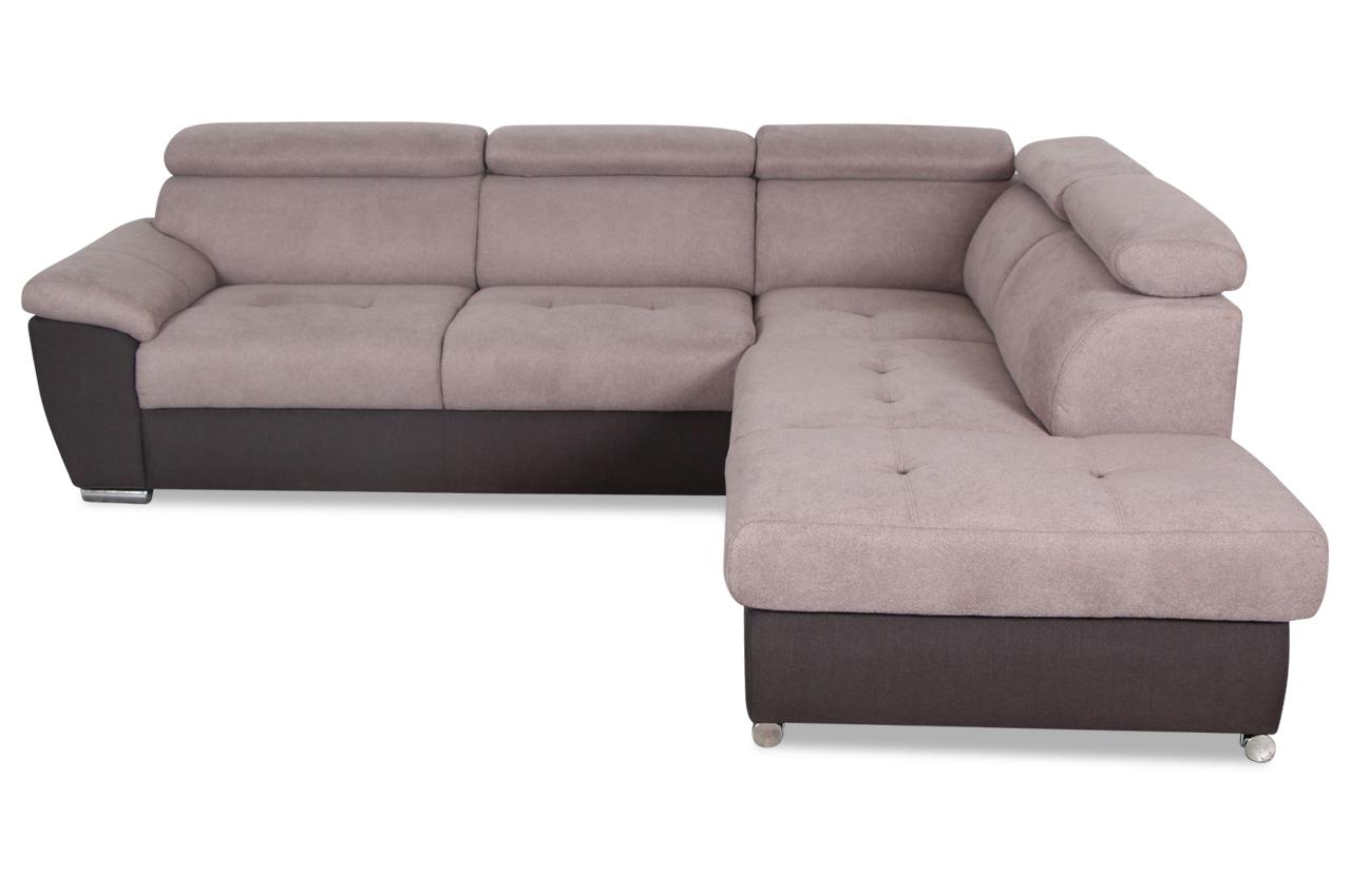 Ecksofa xl braun sofas zum halben preis for Ecksofa xl sully