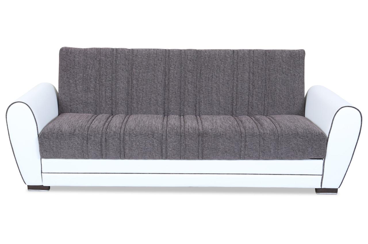furntrade 3er sofa pelin mit schlaffunktion braun sofas zum halben preis. Black Bedroom Furniture Sets. Home Design Ideas