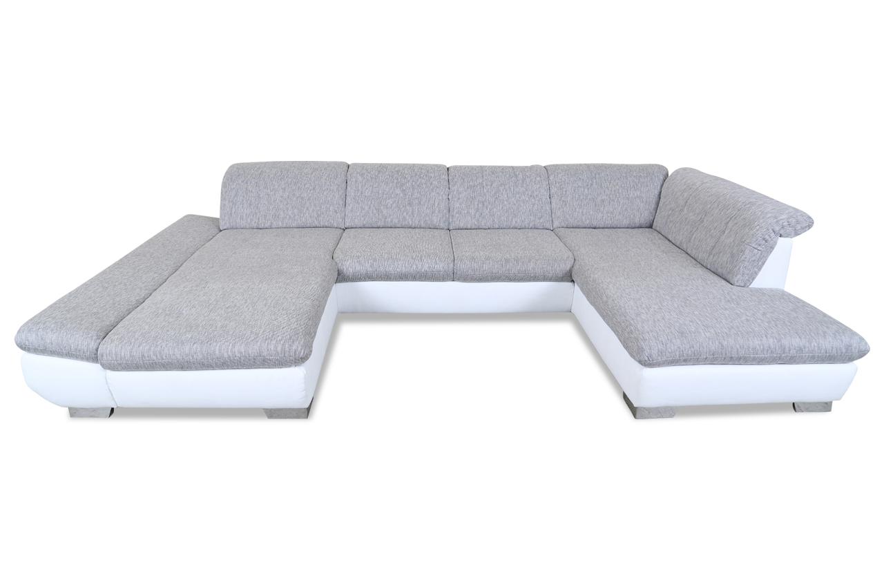 Ada Alina Wohnlandschaft Rocket Relax Lounge Grau Sofas Zum