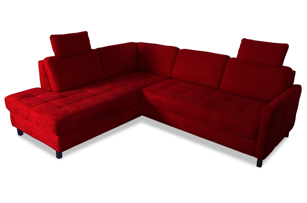 ecksofa xl rot sofas zum halben preis. Black Bedroom Furniture Sets. Home Design Ideas