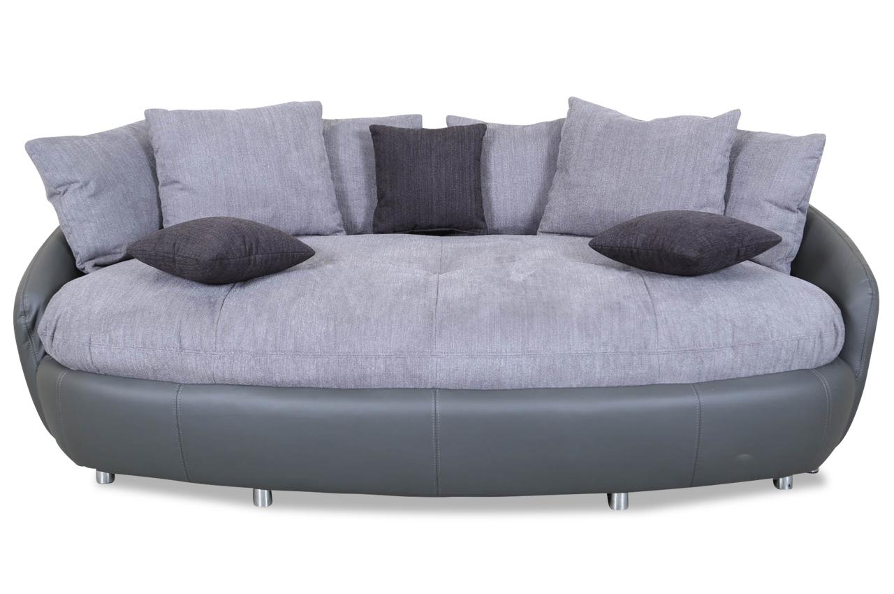 cotta bigsofa aruga grau sofas zum halben preis. Black Bedroom Furniture Sets. Home Design Ideas
