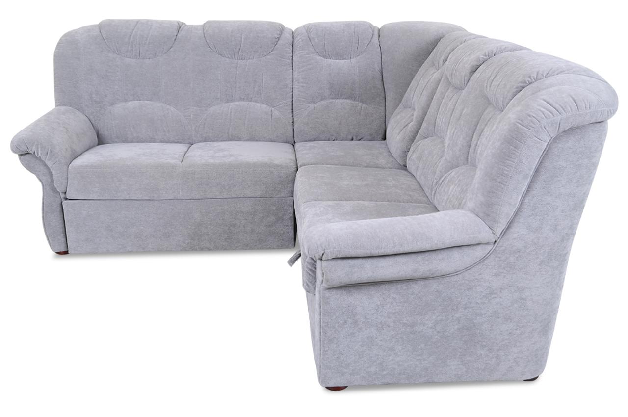 rundecke linus mit relax und schlaffunktion grau sofas zum halben preis. Black Bedroom Furniture Sets. Home Design Ideas