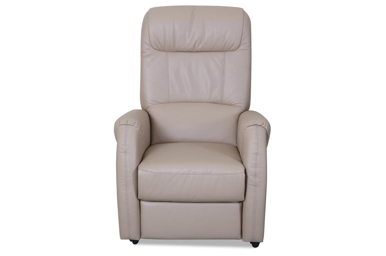 Leder fernsehsessel braun sofas zum halben preis for Fernsehsessel braun
